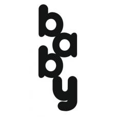 Baby shaker lettering