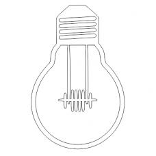Base for album Lightbulb