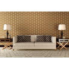 Stencil for walls - Brick narrow