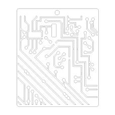Stencil Chip
