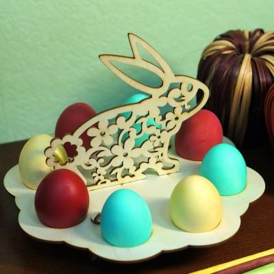 Подставка для яиц Заяц