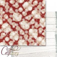 Paper Snowflakes 12 x 12 inch (30,5cm x 30,5cm)
