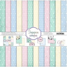 Paper pad Marshmallow story