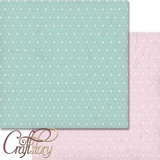 Paper Mint candy 12 x 12 inch (30,5cm x 30,5cm)