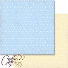 Paper Vanilla sky 12 x 12 inch (30,5cm x 30,5cm)