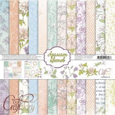 Paper pad Aroma of flowers