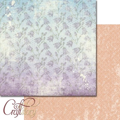 Paper Campanula 12 x 12 inch (30,5cm x 30,5cm)