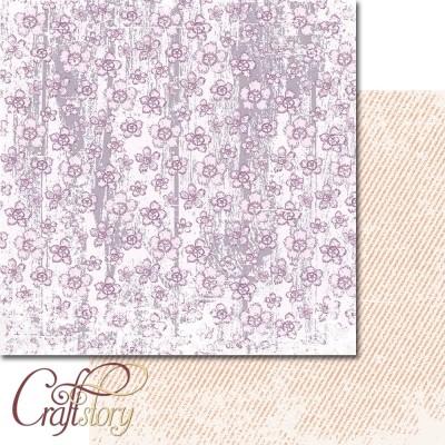 Paper Flower fairy 12 x 12 inch (30,5cm x 30,5cm)