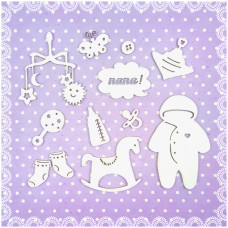 Chipboard Set for kids 2