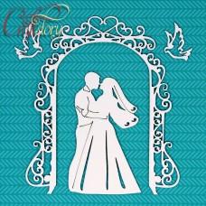 Chipboard Wedding