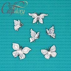 Chipboard Butterflies