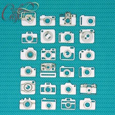 Chipboard Set cameras