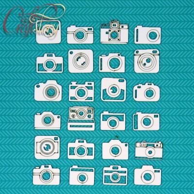 Chipboard Set cameras