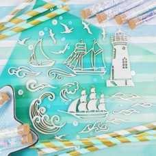 Chipboard Sea Regatta