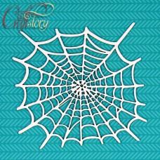 Chipboard Spiderweb