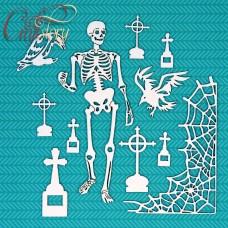Chipboard Skeleton