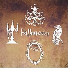 Chipboard Halloween 2