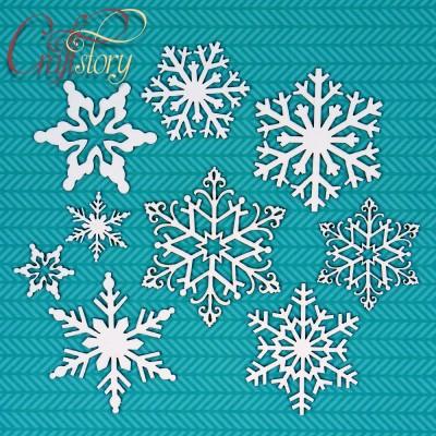 Chipboard First snow