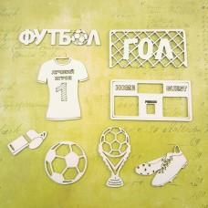 Chipboard Professional Football