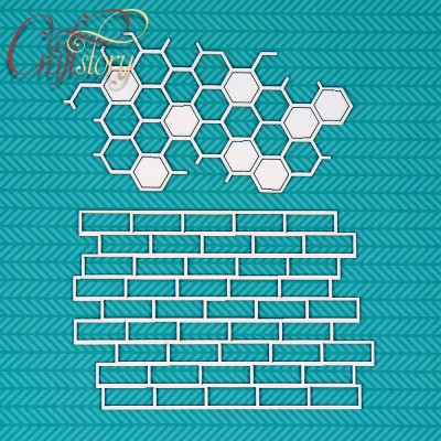 Chipboard Set of backgrounds 2