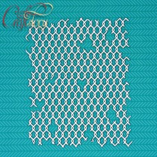 Chipboard Background Chain-link fencing
