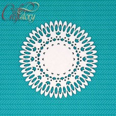 Chipboard Doily Monica