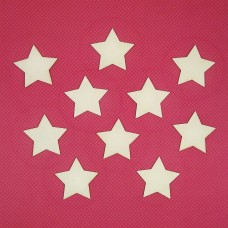Stars, 10 pcs