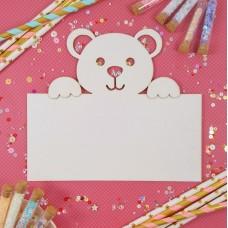 Stamping blank Bear