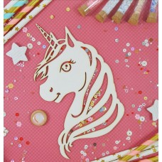 Stamping blank Unicorn
