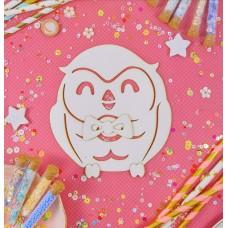 Stamping blank Owl