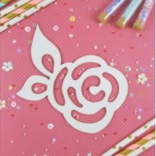Stamping blank Rose