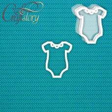 Shaker Baby body (small)