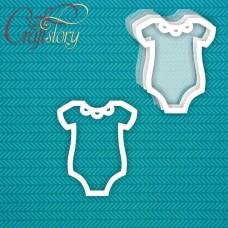 Shaker Baby body (large)