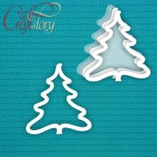 Shaker Christmas tree (large)
