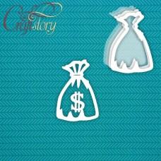 Shaker Bag of money (small)