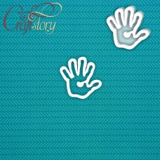 Shaker Hand left (small)