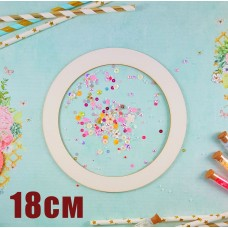 Frame Circle 18cm