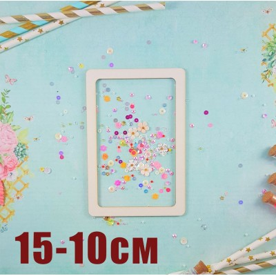 Frame Rectangle 15cm -10m