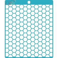 Stencil Honeycomb