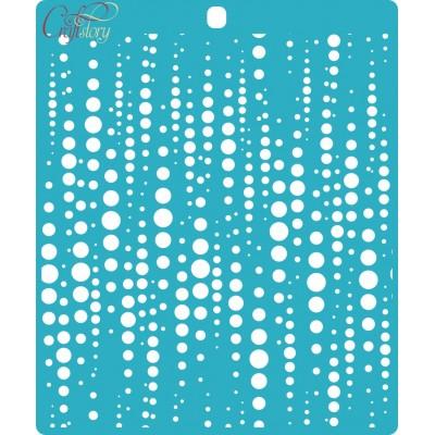 Stencil Bubbles