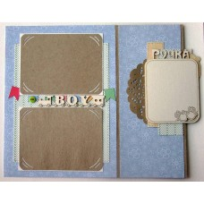 Chipboard Frames arms and legs (rus)