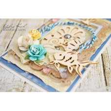 Chipboard Undersea world
