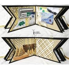 Chipboard Set of frames 1