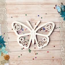 Shaker. Eternal wanderers. Big butterfly