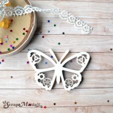 Shaker. Eternal wanderers. Small butterfly