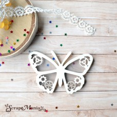 Shaker. Eternal wanderers. Mini butterfly
