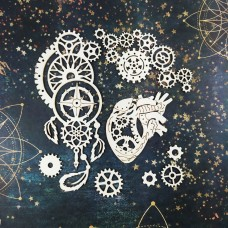 Chipboard Steampunk 3